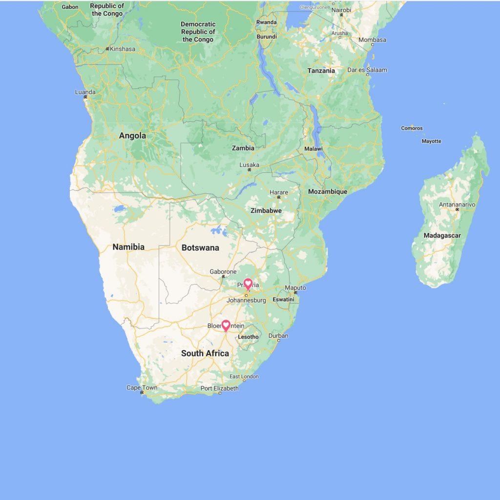 Southren Africa